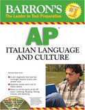 Barron's AP Italian Language and Culture: with Audio CDs