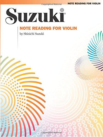Suzuki Note Reading for Violin