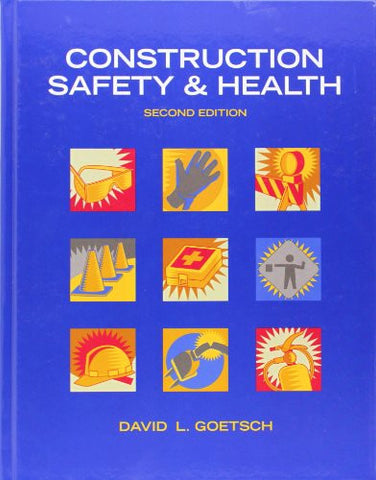 Construction Safety & Health (2nd Edition)