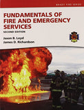 Fundamentals of Fire and Emergency Services (2nd Edition) (Brady Fire)