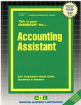 Accounting Assistant(Passbooks)