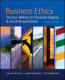 Business Ethics: Decision Making for Personal Integrity & Social Responsibility (Irwin Management)
