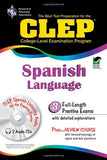 Best Test Preparation for the CLEP Spanish Language