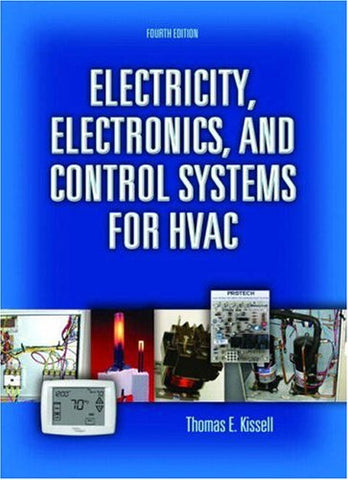 Electricity, Electronics, and Control Systems for HVAC (4th Edition)