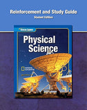 Glencoe Physical iScience, Reinforcement and Study Guide, Student Edition (PHYSICAL SCIENCE)