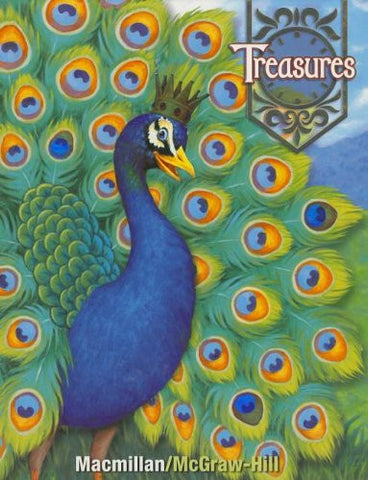 Treasures: A Reading/Language Arts Program 3.2 (H)