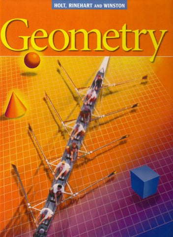 Holt Geometry: Student Edition Geometry 2003