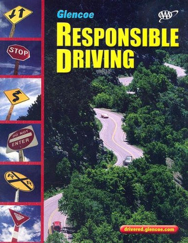 Responsible Driving, Softcover Student Edition (SPORTS'LIKE/RESPNS'BLE DRIVING)