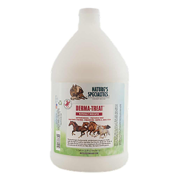 Nature's Specialties Derma-Treat® Shampoo for Horses Gallon