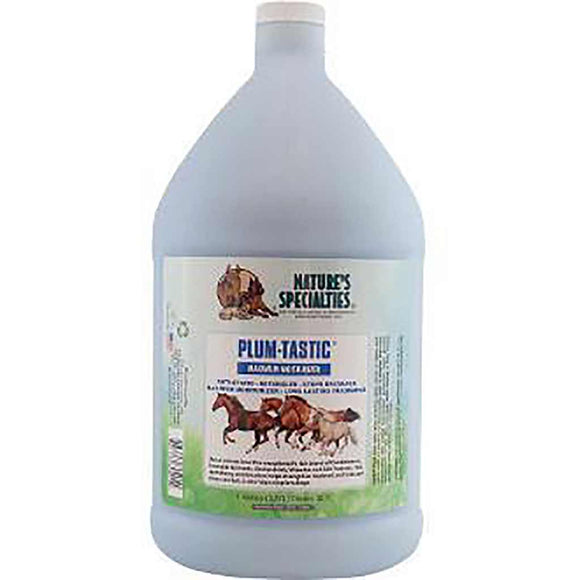 Nature's Specialties Plum-Tastic® Maximum Moisturizer for Horses Gallon