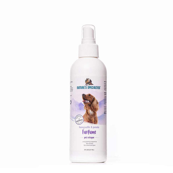 Nature's Specialties Honeysuckle & Pomelo Furfume Pet Cologne