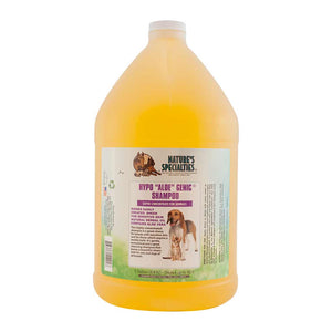 All Sizes of Nature's Specialties Hypo-Aloe-Genic Shampoo for Dogs and Cats