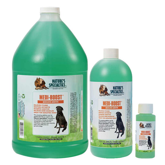 All Sizes of Nature's Specialties Medi-Boost for Dogs & Cats