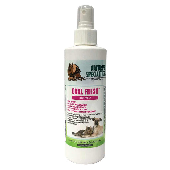 Nature's Specialties Oral Fresh Spray