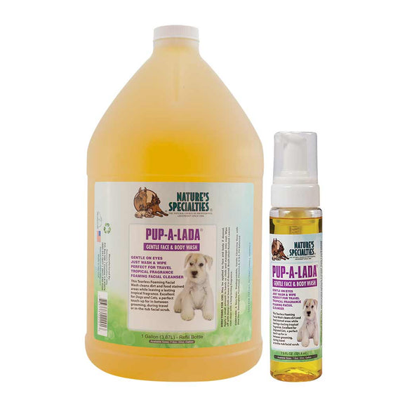 All Sizes of Nature's Specialties Pup-A-Lada for Dogs & Cats