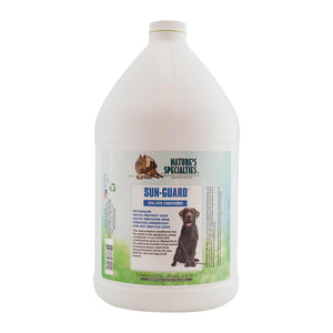 All Sizes of Nature's Specialties Sun-Guard Conditioner for Dogs & Cats
