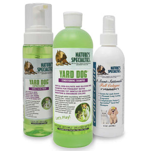 Nature's Specialties Yard Dog Bundle