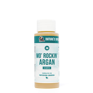 All Sizes of Nature's Specialties Mo' Rockin' Argan Shampoo