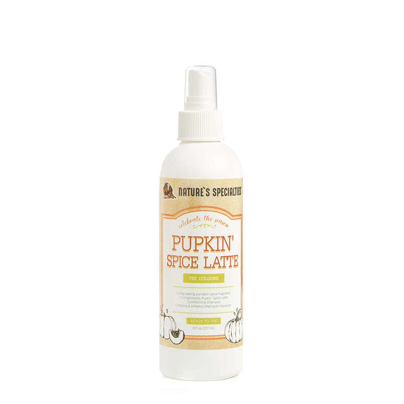 Nature's Specialties Pupkin Spice Latte Cologne 8 Ounce