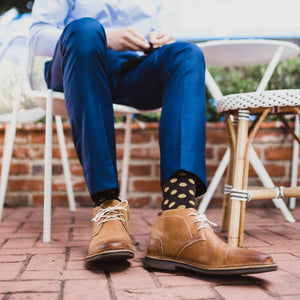 Olive Tree Dress Socks