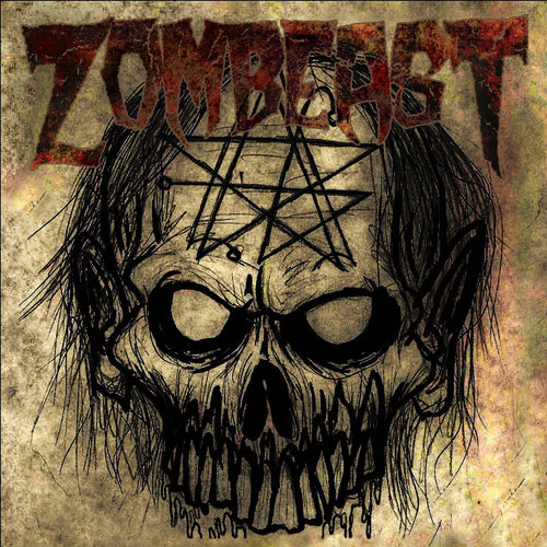 Zombeast Vinyl LP - Black