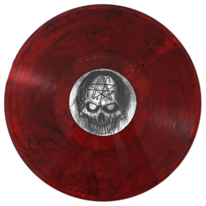 Zombeast Vinyl LP - Translucent Red w/ Black Swirl