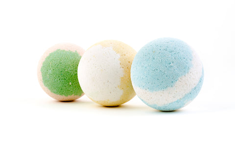 Bath Bombs & Shower Steamers