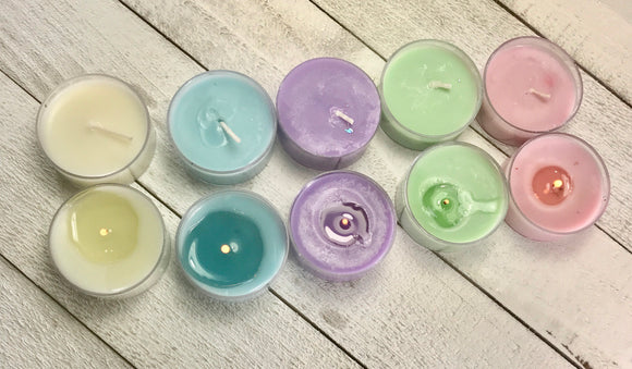 Wedding Favor Tea light Candles