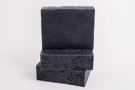 Activated Charcoal Soap Bar - Organic