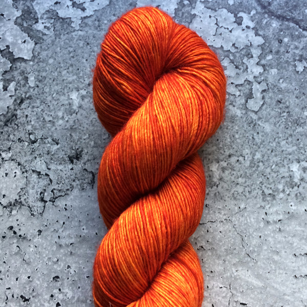 PERSIMMON | merino single-ply