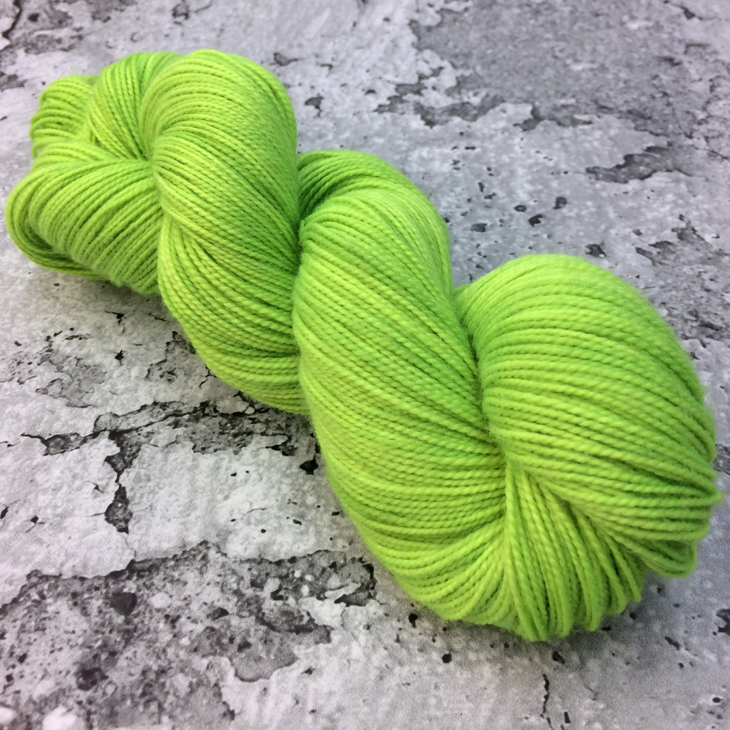 ELECTRIC LIME | 80/20 Sock