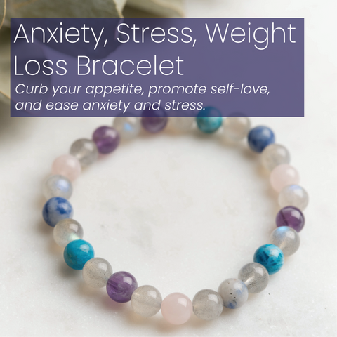 Anxiety Stress Weight Loss Support by MacRae Naturals
