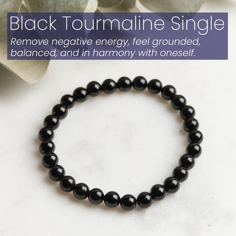 Black Tourmaline Single by MacRae Naturals