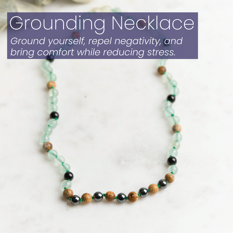 Grounding Necklace by MacRae Naturals