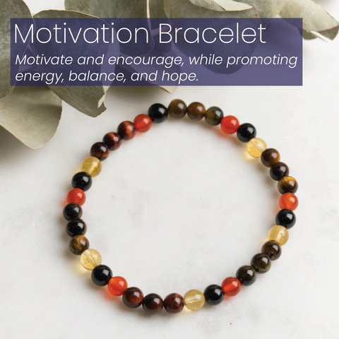 Motivation by MacRae Naturals