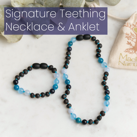 Signature Teething Collection by MacRae Naturals