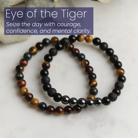 Eye of the Tiger by MacRae Naturals