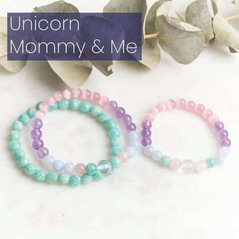 Unicorn Mommy & Me by MacRae Naturals