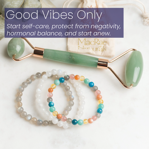 Good Vibes Only by MacRae Naturals