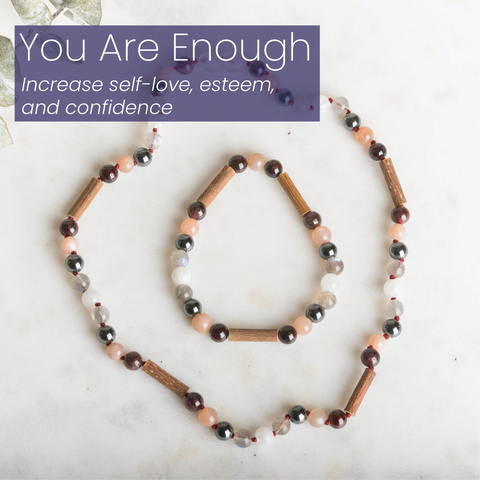 You Are Enough by MacRae Naturals