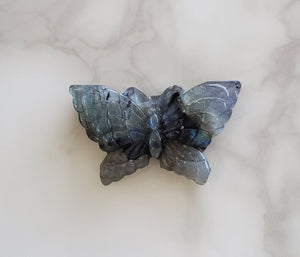 Labradorite Butterfly- Transformation