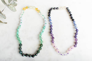 Fournado Crystal Necklace - two designs available!