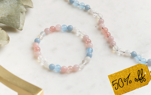 Forget Me Not - Pregnancy & Infant Loss Support Bracelet (Misfit)