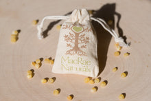 MacRae Naturals Linen Pouch with Baltic Amber