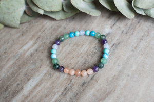 Binge Eating Support bracelet by MacRae Naturals
