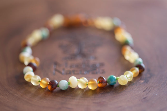Chase Baltic Amber Necklace
