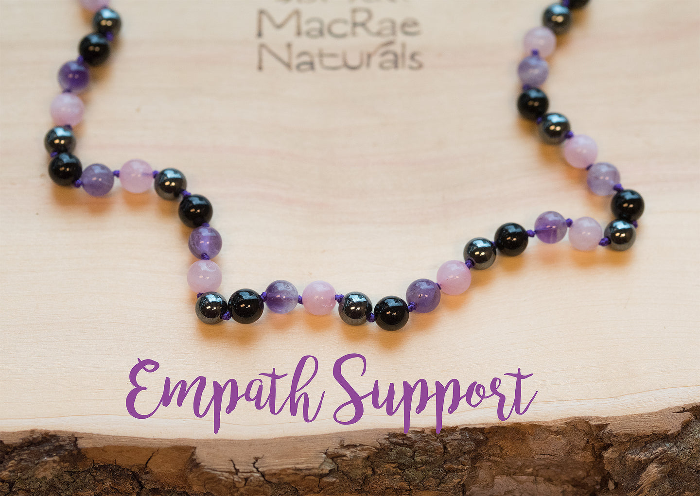 Empath Support Necklace