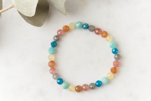 Faceted Good Vibrations Bracelet - Limited Edition