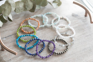 Faceted Bracelet Singles