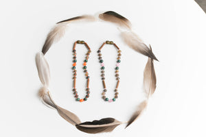 Baltic Amber Teething & Pain Jewelry in 'Hunter' & 'Remi'